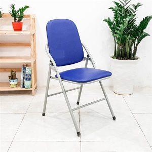 Ghế gấp lưng dài chân sơn - GGMV03