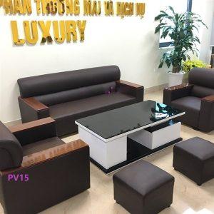 Ghế Sofa kiểu nhật màu đen - SFMV02
