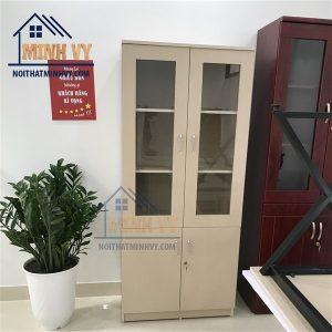 Tủ hồ sơ văn phòng 2 cánh TVPMY03